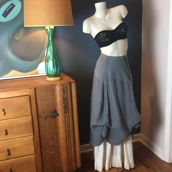 Fenini Dresses & Skirts - Lagenlook Skirt